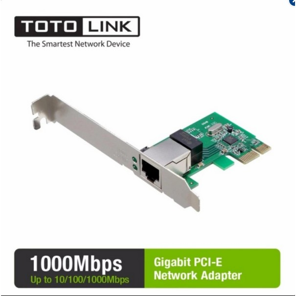 Card mạng Totolink PCI-e Gigabit PX1000