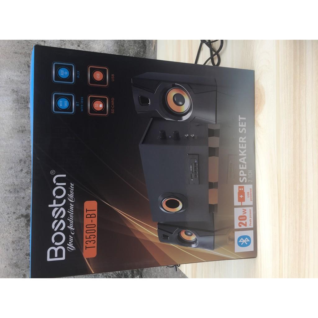 Loa vi tính BosstonT3500 bluetooth