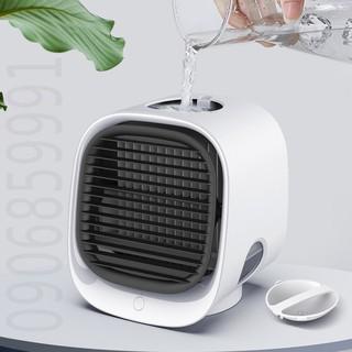 Quạt điều hòa hơi nước,quạt tạo ẩm để bàn (M201) thumbnail