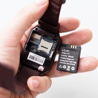 Pin đồng hồ thông minh dành cho các mẫu DZ09, A1, GV08, GV18, U8, V8, X6, Z60..