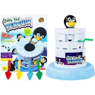 Trò chơi Giải cứu chim cánh cụt (Save the penguin game)