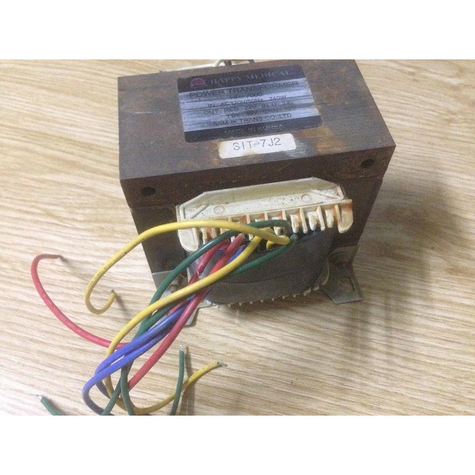 Biến áp cách ly máy bơm Hàn Quốc