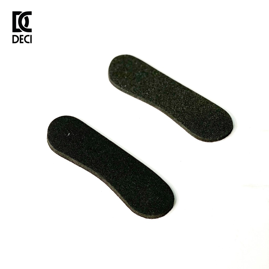 Combo 3 miếng dán giày DECI bảo vệ gót chân chống trầy chân tuột giày
