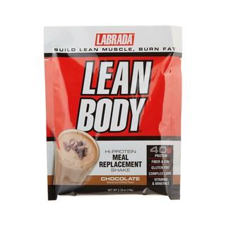 Set 05 gói Lean Body – Gói tiện lợi bổ sung Protein, Multivitamin, chất béo, chất xơ cho người tập thể thao