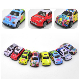 Đồ chơi xe ô tô mô hình hiệu Híp s Toys, Model 2018-43A bằng hợp kim 2