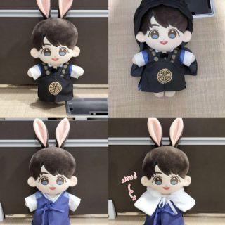 Moon Rabbit Kook & Hansung – Doll V Jungkook BTS