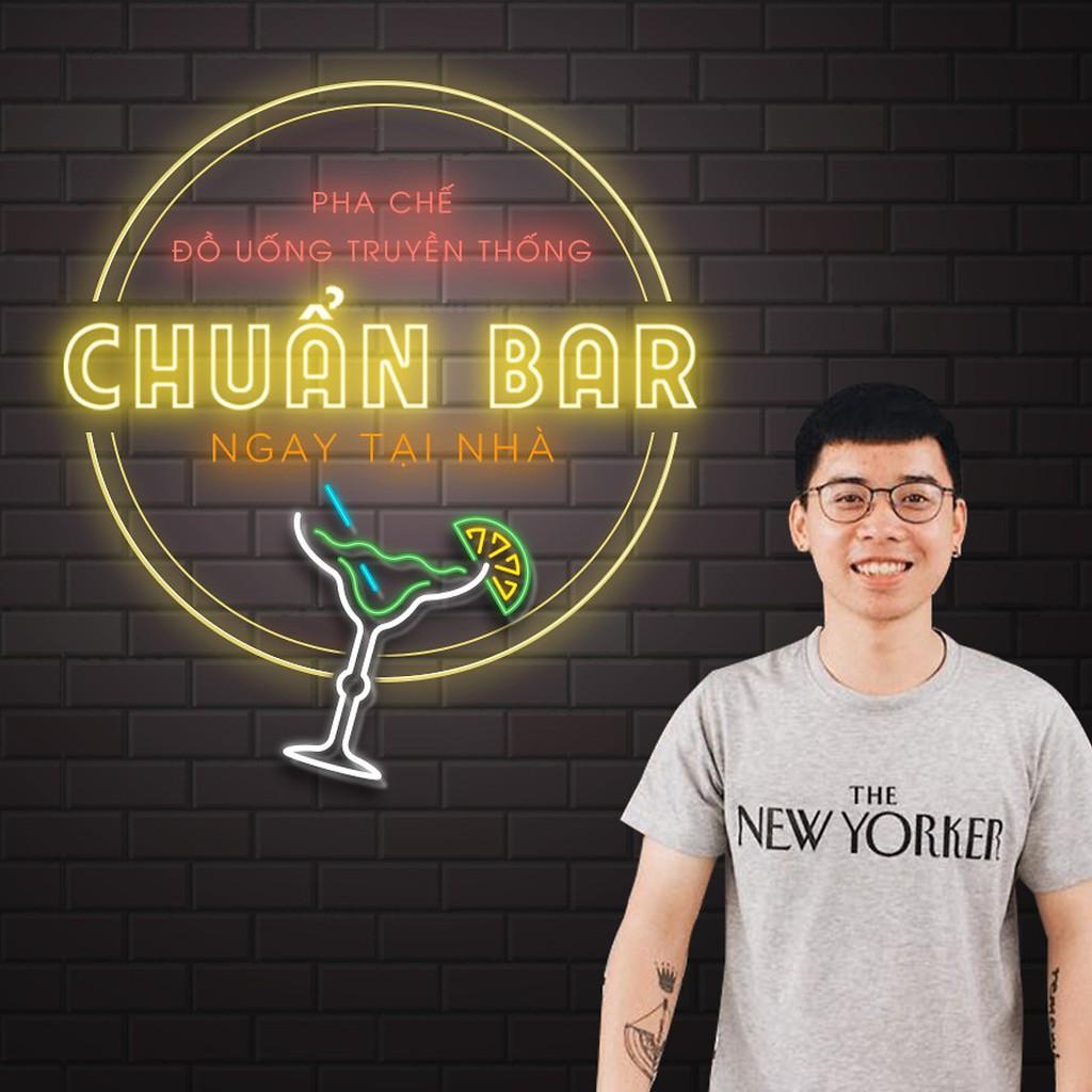 [Voucher-Khóa Học Online] Pha chế đồ uống truyền thống chuẩn bar ngay tại nhà - Toàn quốc - HereEast