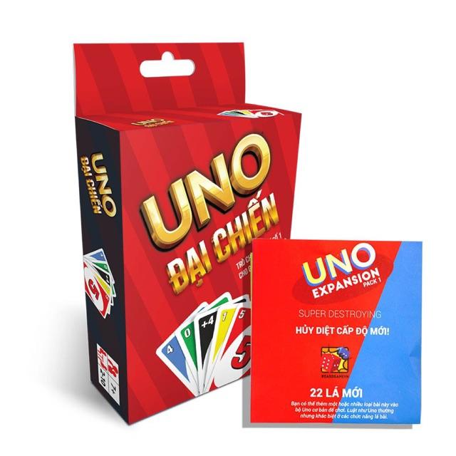 Combo Uno + Battle