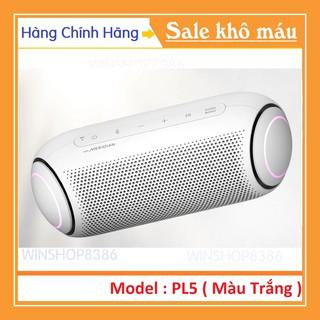 Loa Xboom Bluetooth LG PL5 Màu Trắng 100% BH Chính Hãng
