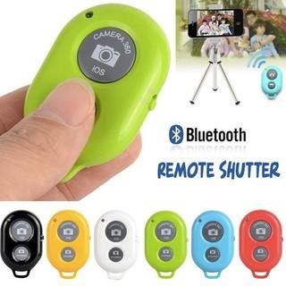 Remote Bluetooth chụp hình điện thoại