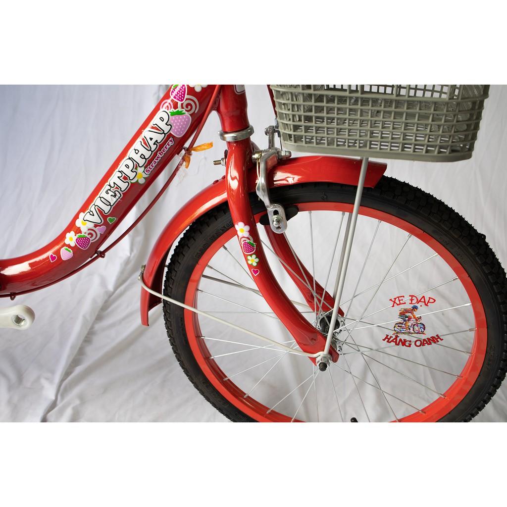 Xe đạp nữ 1 dóng 20inch Việt Pháp