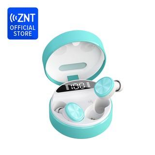 ZNT SoundBox Mini Tai Nghe TWS Kết Nối Bluetooth 5.0 Kèm Hộp Sạc