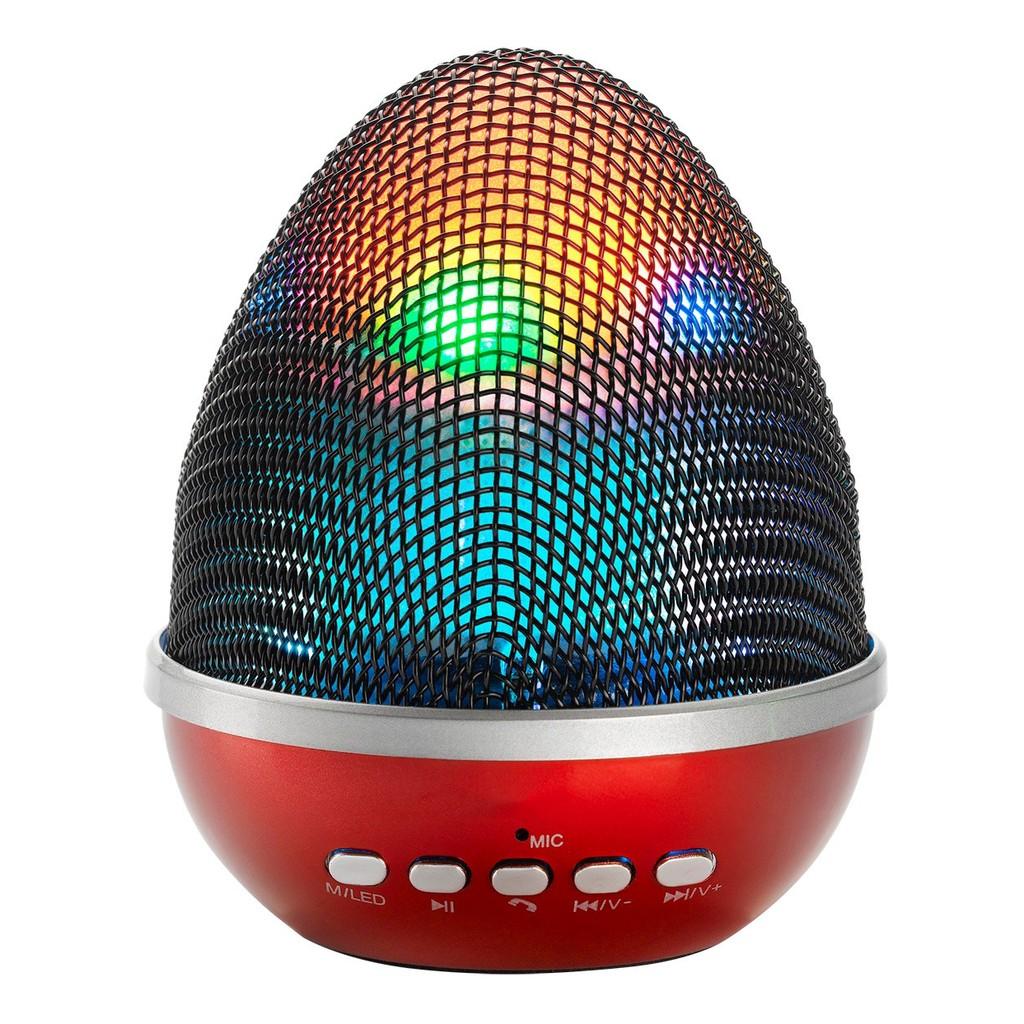 Loa bluetooth WS-1802 đèn led đổi màu nghe cực hay