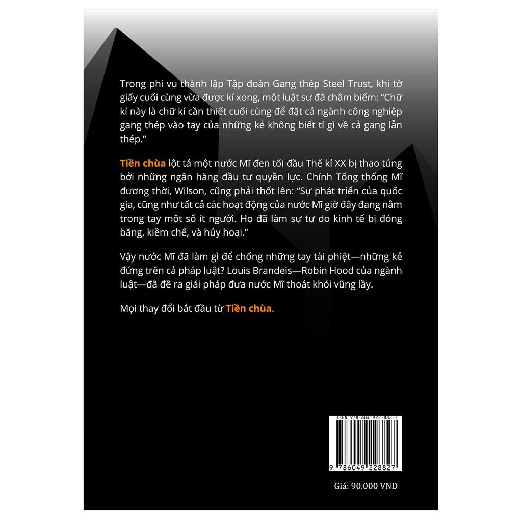 Sách - Tiền chùa - Other People's Money