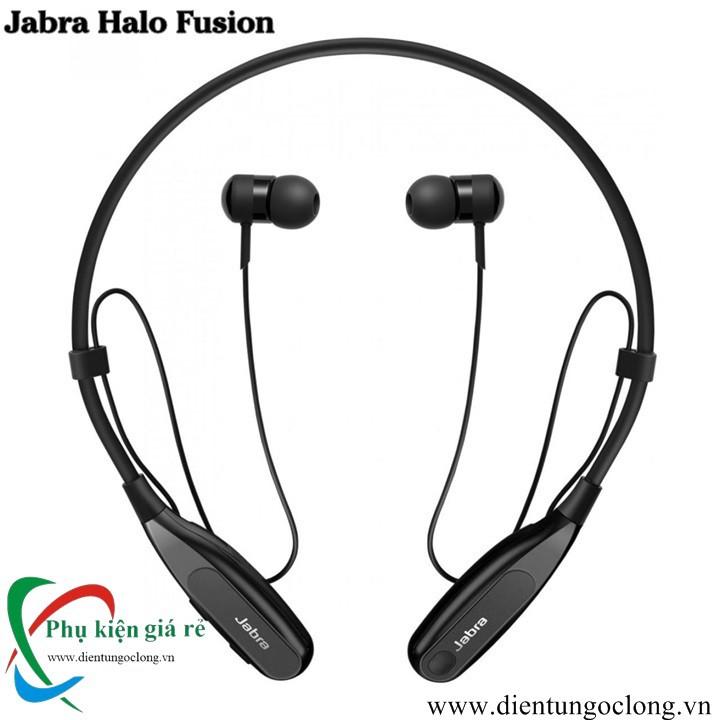 Tai Nghe Bluetooth Jabra Halo Fusion Hàng Công Ty