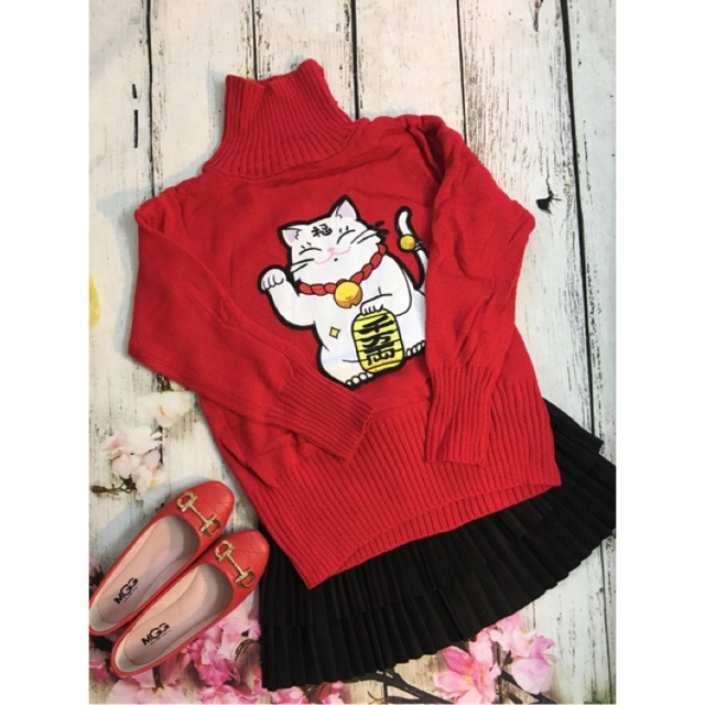 Set áo mèo thần tài + chân váy 2 tầng - 2686917 , 817137316 , 322_817137316 , 600000 , Set-ao-meo-than-tai-chan-vay-2-tang-322_817137316 , shopee.vn , Set áo mèo thần tài + chân váy 2 tầng