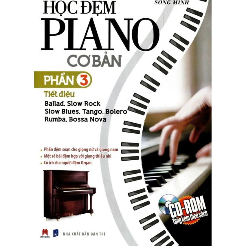 Học đệm Piano cơ bản phần 3/CD