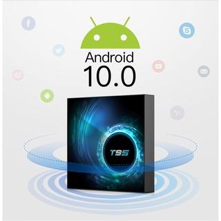 Đầu thu android tivibox T95 chính hãng 100%, có wifi kép, bluetooth bộ nhớ khủng ram 4gb rom 32gb thumbnail