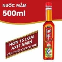 NƯỚC MẮM NAM NGƯ CHAI 500ML