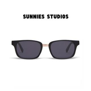 Kính mát Sunnies Studios Gọng Vuông Ridley in Ore thumbnail