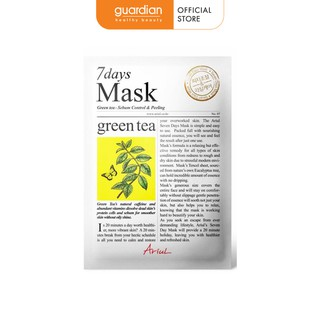 Mặt Nạ Giấy Ariul 7 Days Mask Hương Tre 20g thumbnail