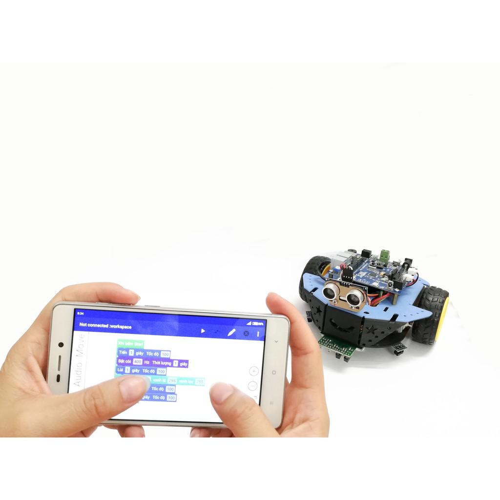 Robot Giáo Dục KCBOT2