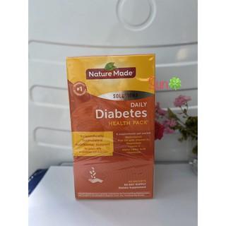 Vitamin Dành Cho Người Tiểu Đường DIEBECTE Chuẩn Mỹ