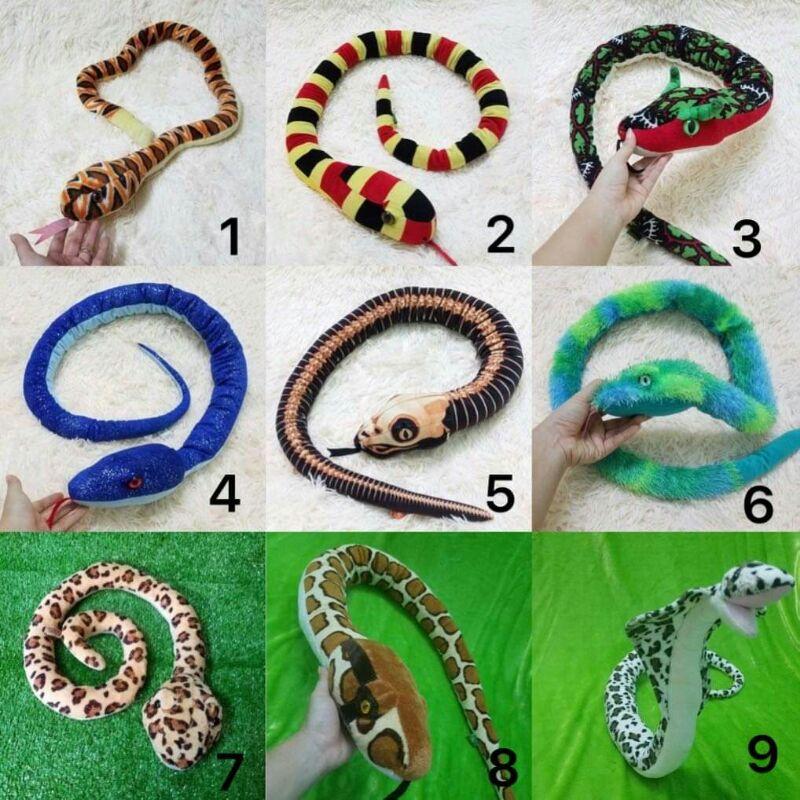 gấu bông con rắn 1 met 6