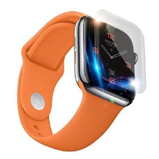 PPF dán chống xước Apple watch, miếng dán mặt đồng hồ 38mm 40mm 42mm 44mm cường lực chống va đập ốp lưng