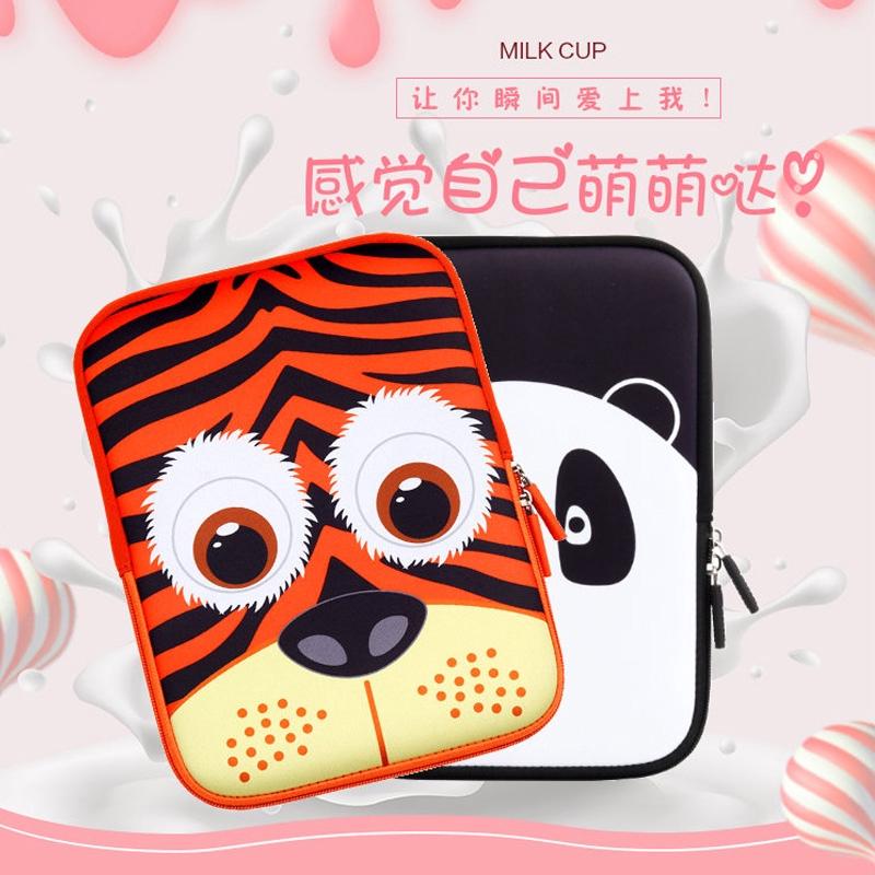 ﺴ▥♈Apple Computer Tank bag air13.3 inch 14 cartoon can be loved Xiaomi Asus notebook cover