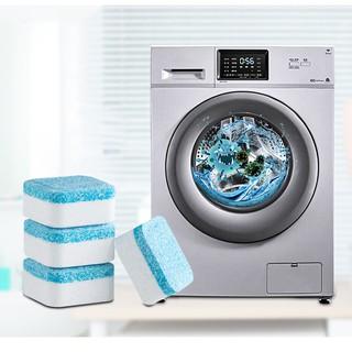 Viên Tẩy Vệ Sinh Lồng Máy Giặt 12 VIÊN Sủi sạch vi khuẩn, Tẩy Sạch Cặn Bẩn Lồng Giặt thumbnail