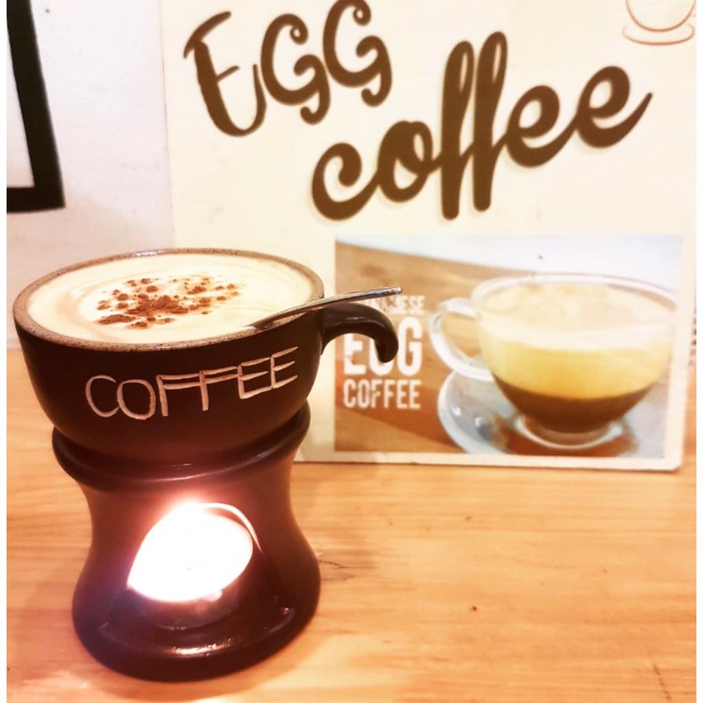 HN [E-Voucher] Combo 02 Cốc Cafe Trứng Tại Take Eat Easy Ice Cream & Cafe