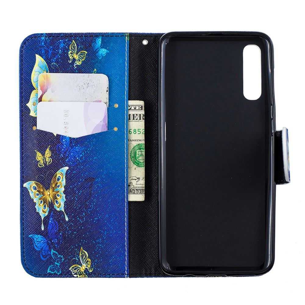Huawei Y6 2018 7X Flip Wallet Case Colorful Leather Cover