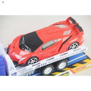 Bộ đồ chơi ô tô tải kéo ô tô con cho bé yêu thỏa sức vui đùa HÀNG MỚI