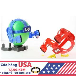 Trò Boxing Game Đấm Bóng