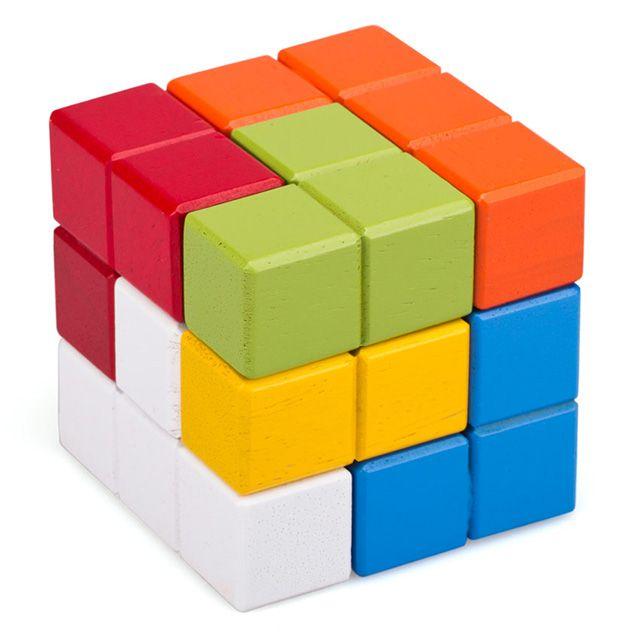Rubik 7 màu Winwintoys (C287)