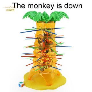 SDX Funning Falling Tumbling Monkeys Game Children Educational Toys Kids Birthday Gifts Family Interaction Board Game