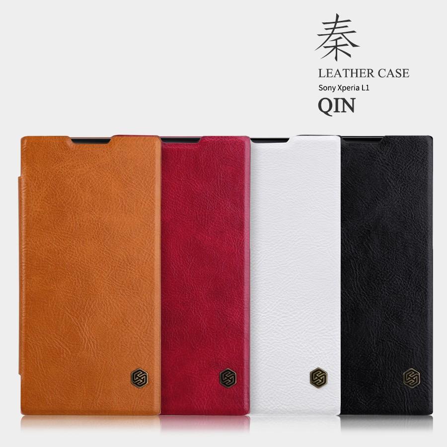 Bao da Samsung Galaxy J7(2017) - Qin leather case