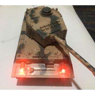 xe tăng điều khiển từ xa