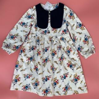 Váy nhung KIFI siêu xinh cho bé gái KF33