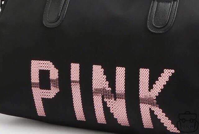 Túi Du Lịch🔥FREESHIP🔥Túi Xách Du Lịch Pink Chống Thấm Nước Size Đại HH139