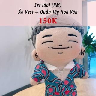 Outfit Doll BTS Set IDOL RM (không kèm doll)