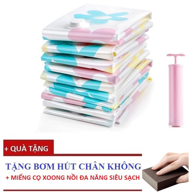Bộ 6 Túi hút chân không bảo quản quần áo chăn màn - Gọn gàng, chống nấm mốc + Tặng Bơm + Tặng Miếng - 10079399 , 499317005 , 322_499317005 , 129900 , Bo-6-Tui-hut-chan-khong-bao-quan-quan-ao-chan-man-Gon-gang-chong-nam-moc-Tang-Bom-Tang-Mieng-322_499317005 , shopee.vn , Bộ 6 Túi hút chân không bảo quản quần áo chăn màn - Gọn gàng, chống nấm mốc + Tặng Bơm