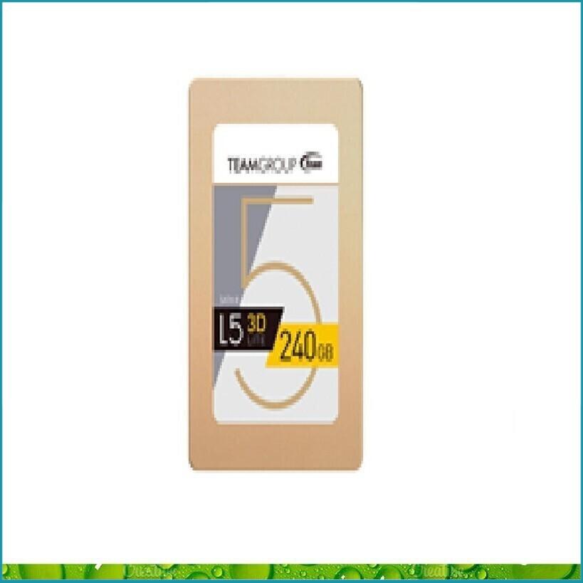 [SALE SẬP GIÁ] Thiết bị SSD Team L5 LITE 3D 2.5″ 240GB Giá chỉ 1.687.500₫