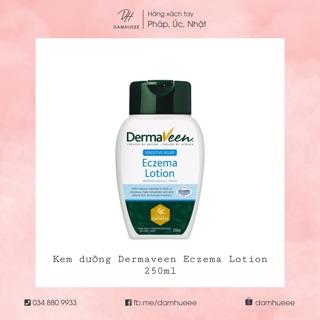 Kem dưỡng Dermaveen Eczema lotion