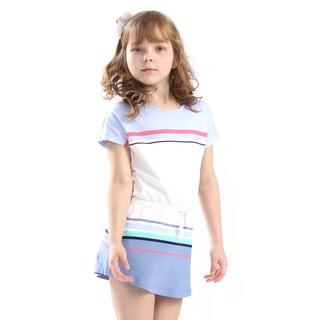 váy cotton bé gái