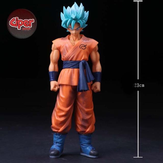 Mô hình Son Goku Blue - Mô hình Dragon Ball