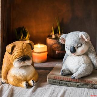 mô hình gấu koala trang trí