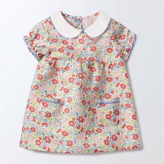 Váy bé gái little maven
