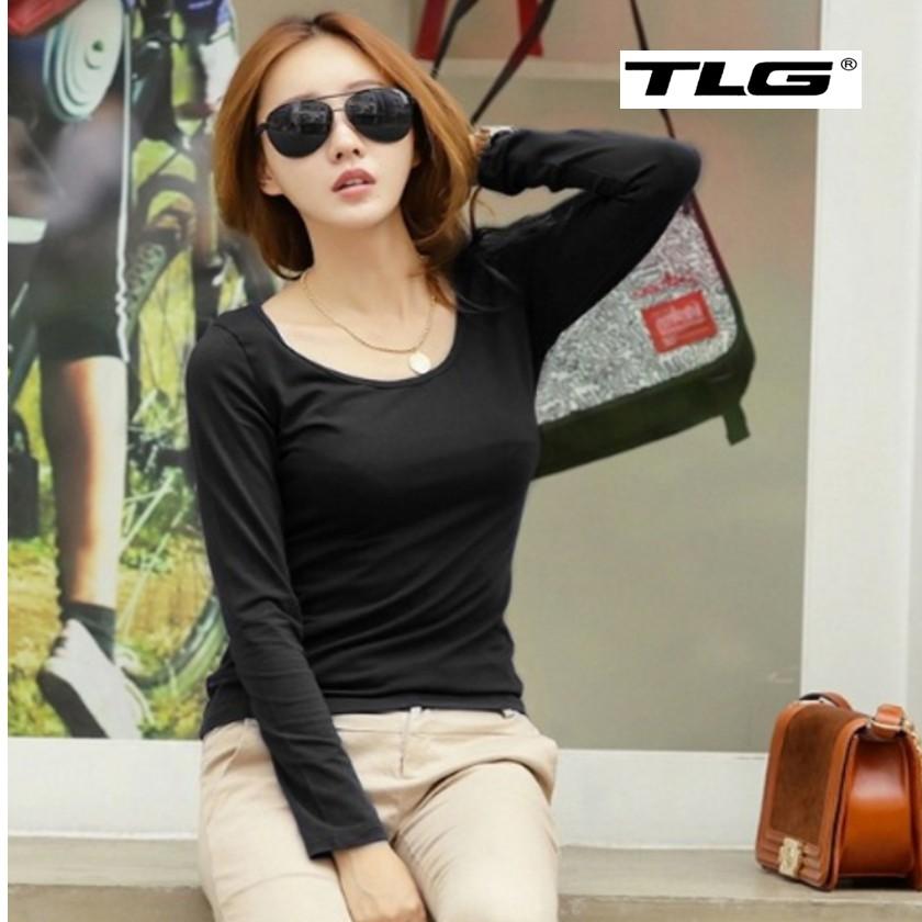 Áo Thun thời trang phong cách Hàn Quốc TLG 206354